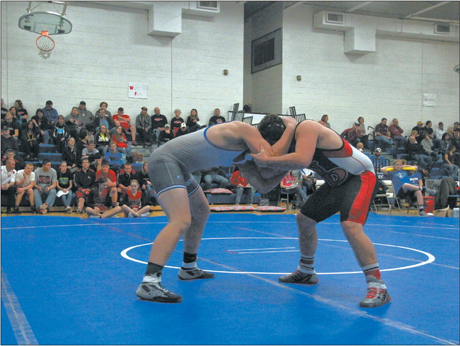 RRMR holds first home meet with five others