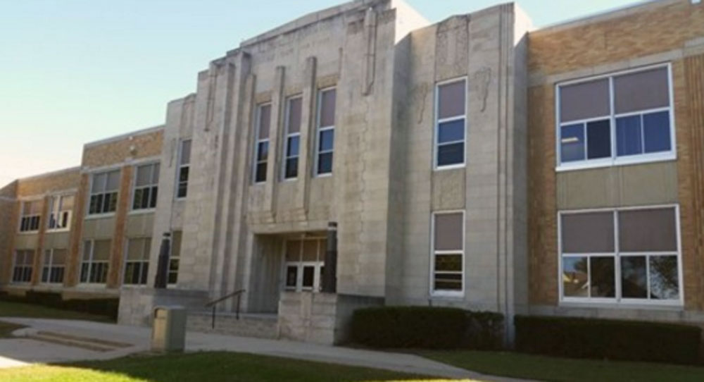 Charles City school district sells historic part of old middle school