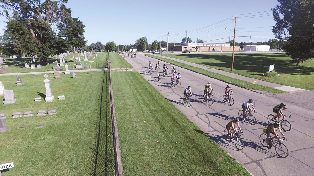 RAGBRAI moves on, with little left behind
