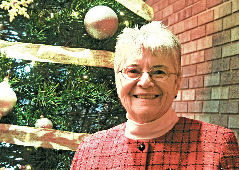 The Rev. Ruth Yeaton to retire from First Baptist