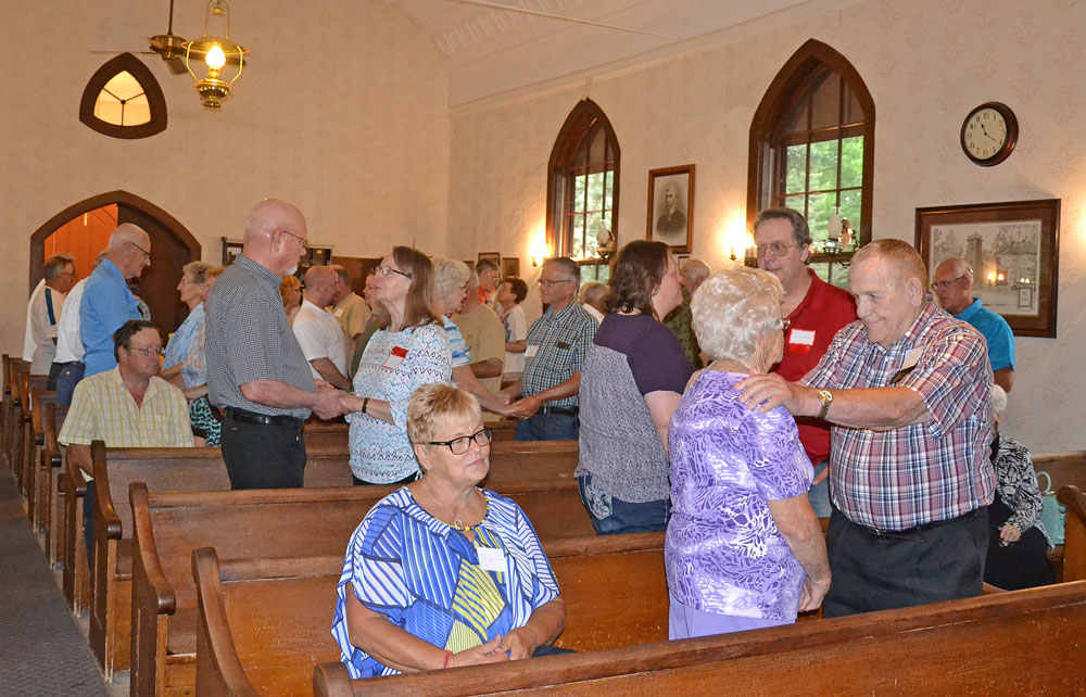 66th Little Brown Churchmarriage reunion held