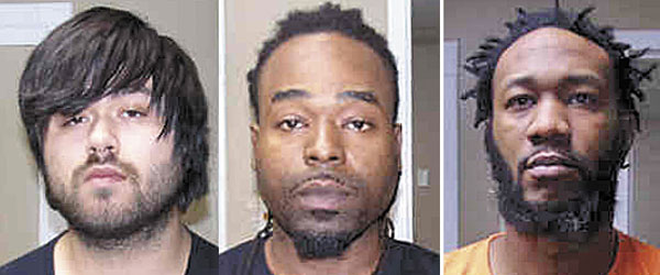 Laptop for sale leads to multiple arrests for guns, drugs
