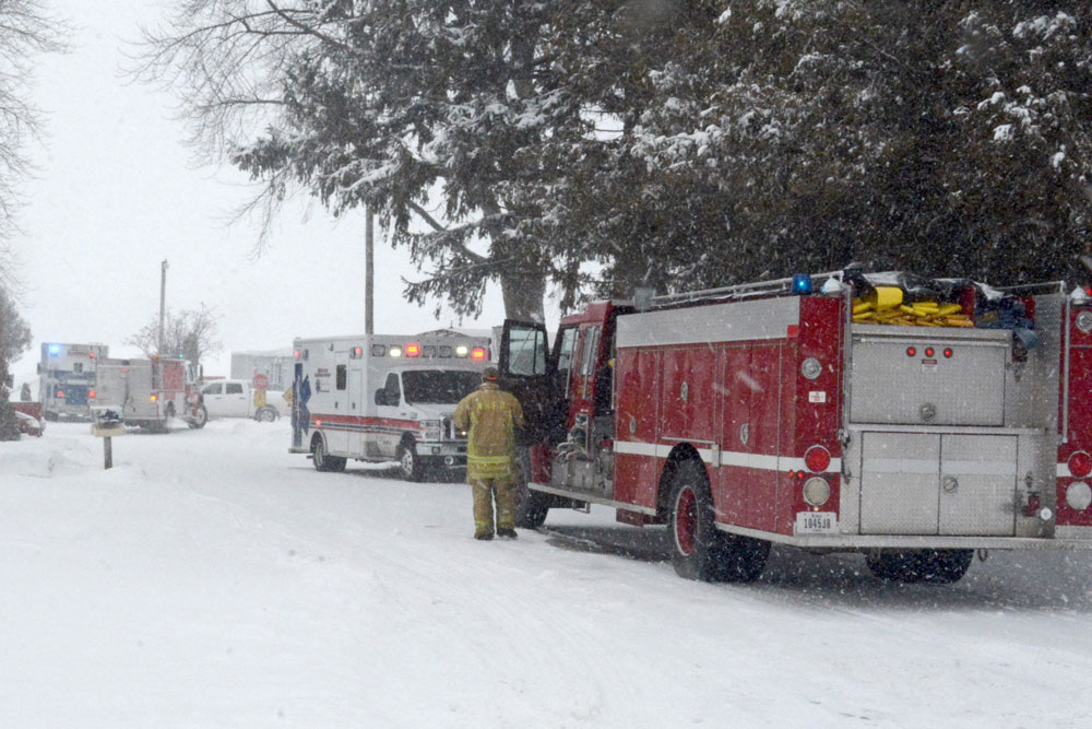 No injuries reported in New Hampton mobile home explosion ... on home sewer, home real estate, home propane gas, home gas furnace, home depot gas generators,