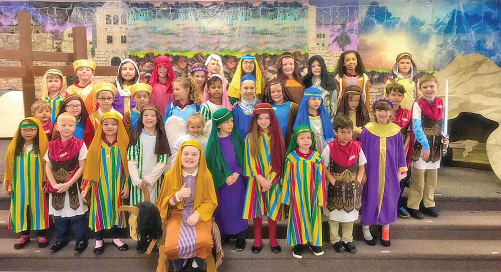 Gospel Lighthouse Easter musical is Sunday evening, April 7