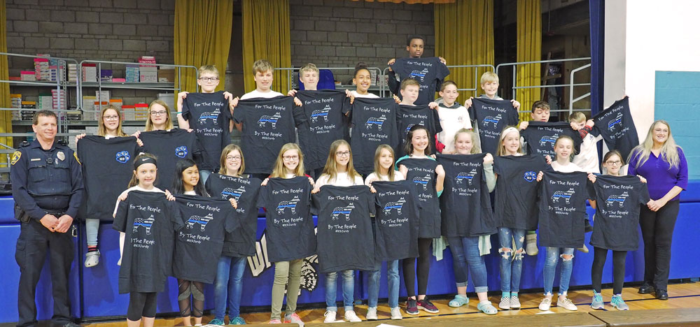 IC students graduate from Drug Awareness Program