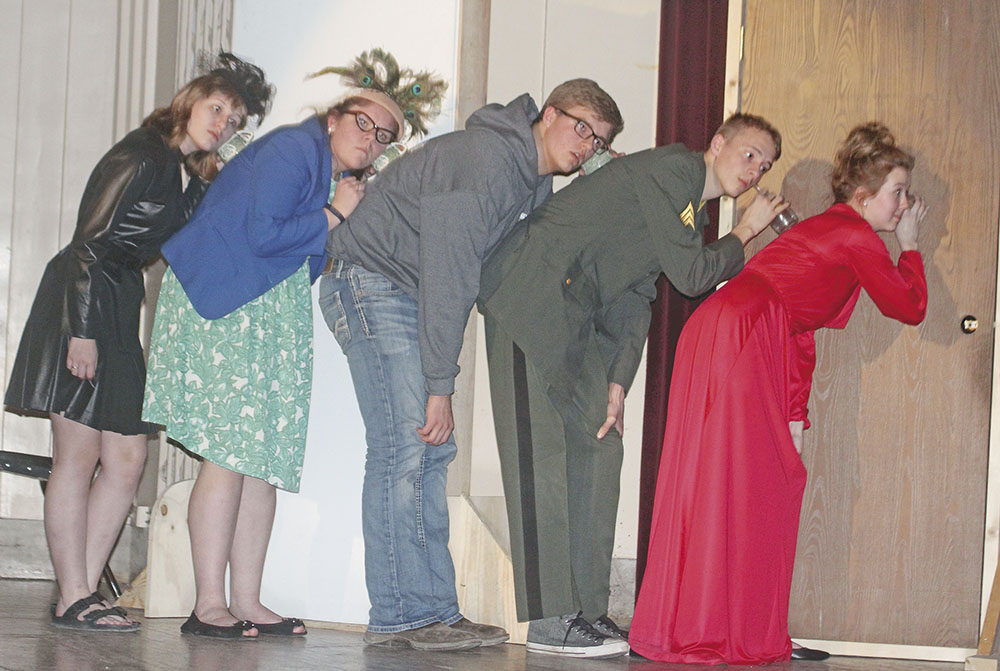 Mystery and comedy are afoot as CCHS presents 'Clue'