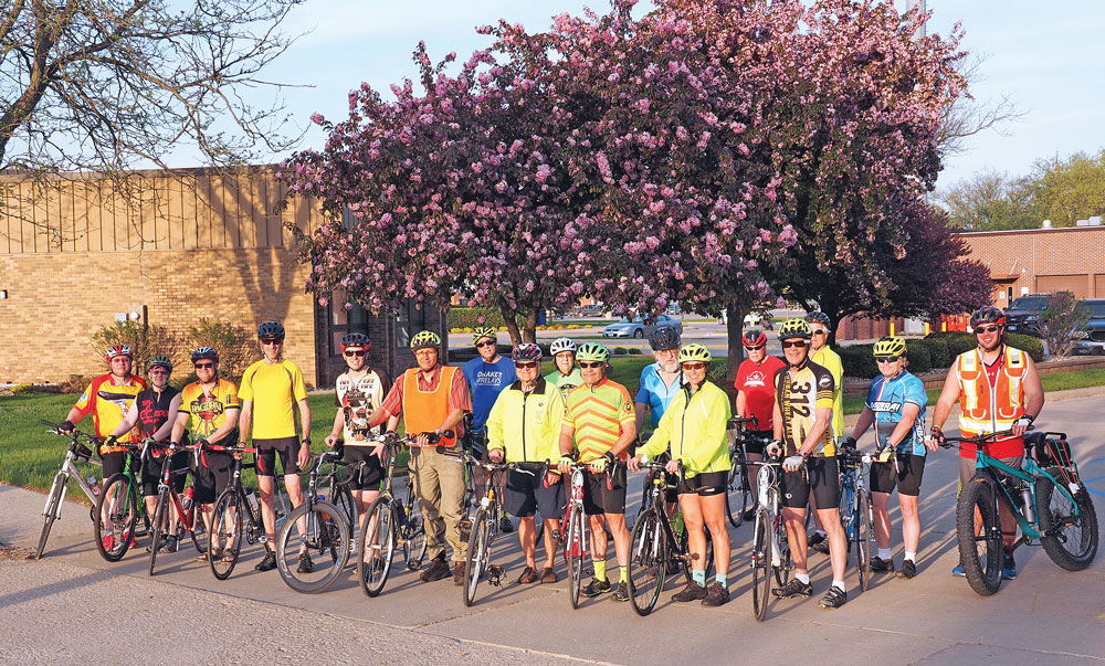 Ride of Silence works to raise bike safety awareness