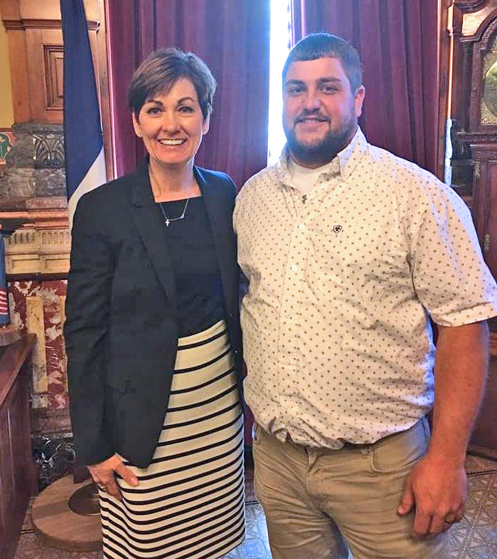 Floyd County farmer helped pass new state hemp law