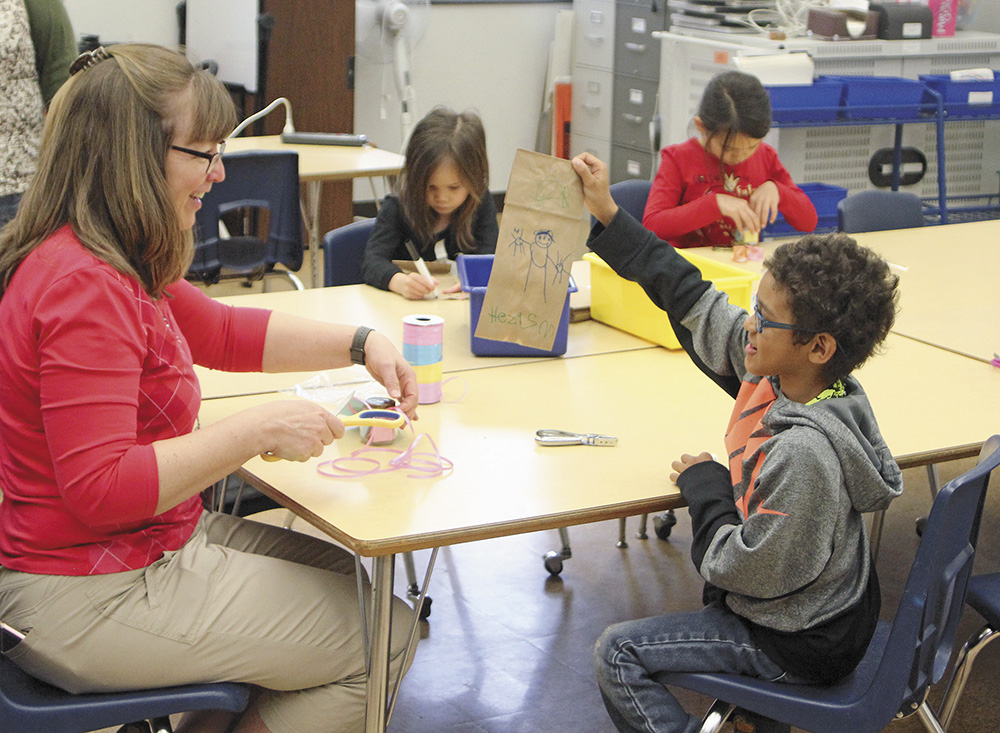 Charles City's Home School Assistance Program has 'blossomed'