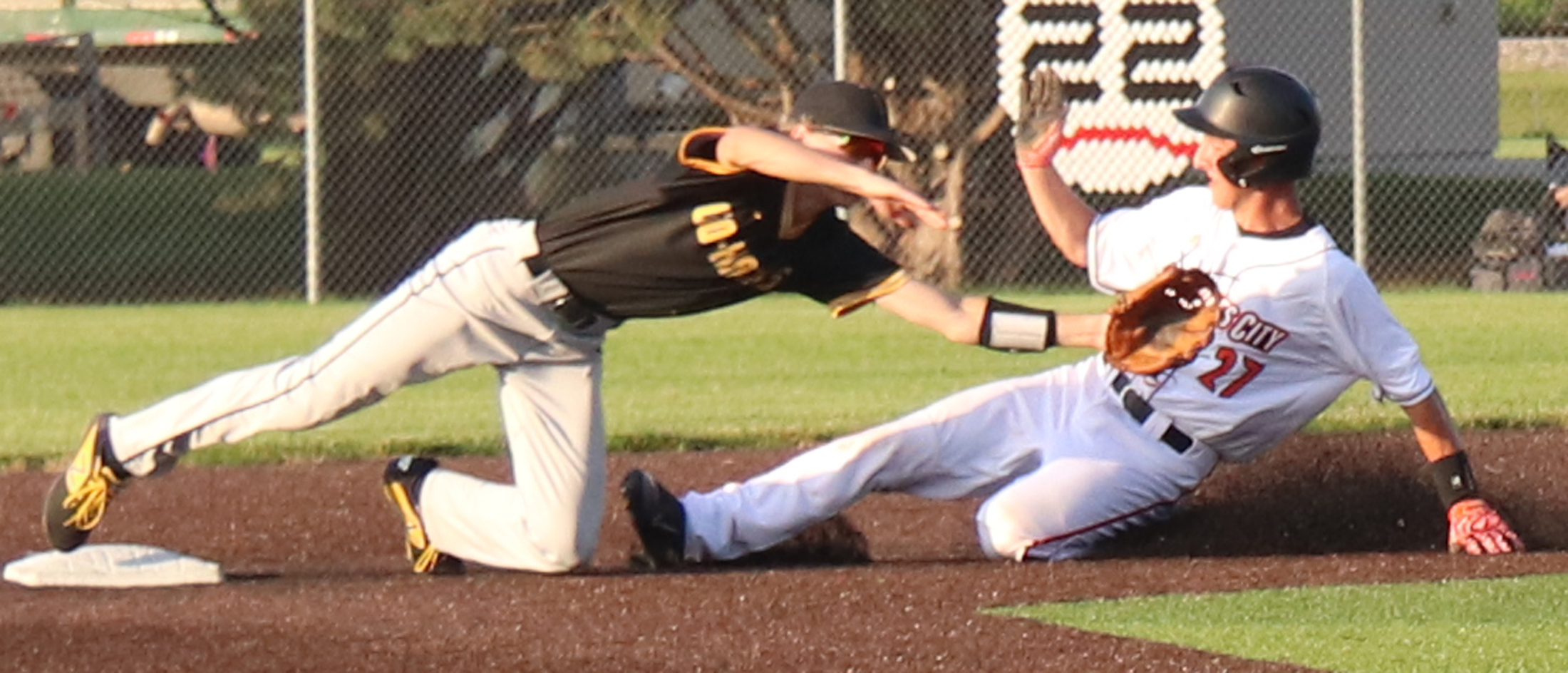 Comet come up 1 run short in chasing down Go-Hawks