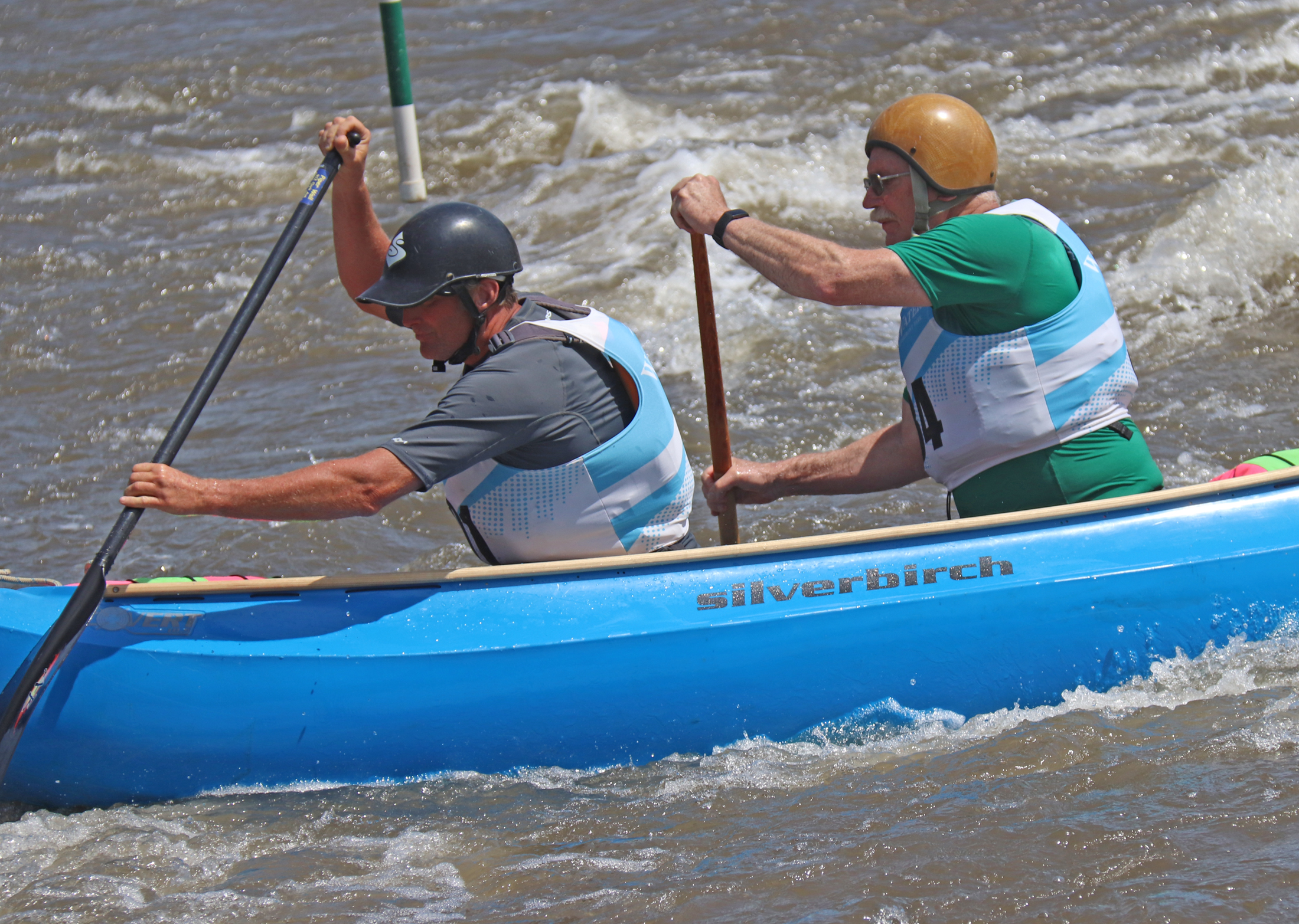 River remains undefeated at Iowa Games Whitewater Competition