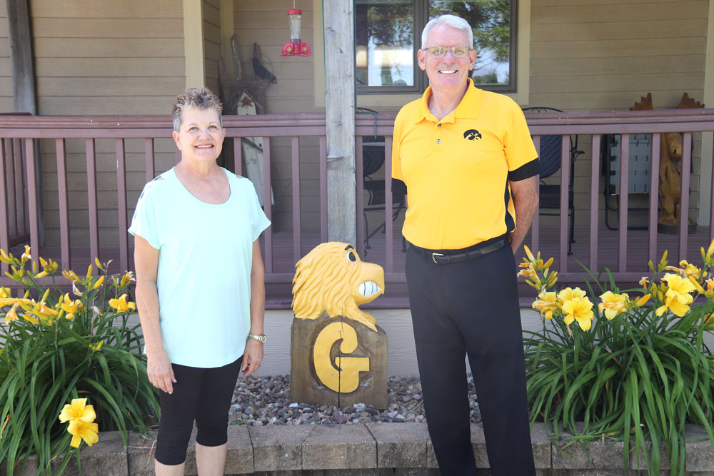 Dr. Grimm retiring after 46 years as dentist in Charles City