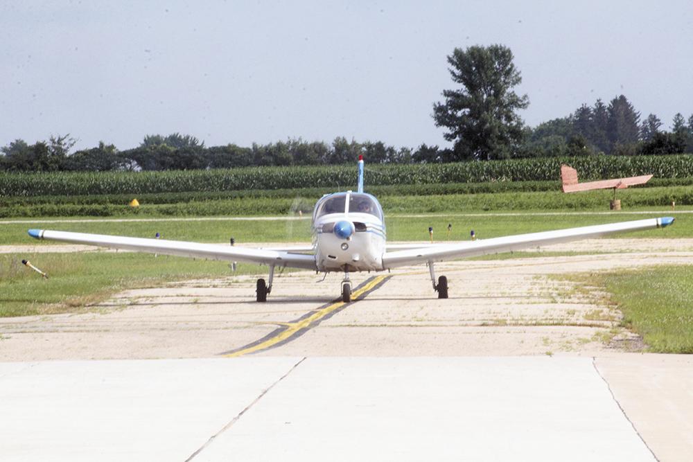 Planes and pancakes will be on the runway Sunday