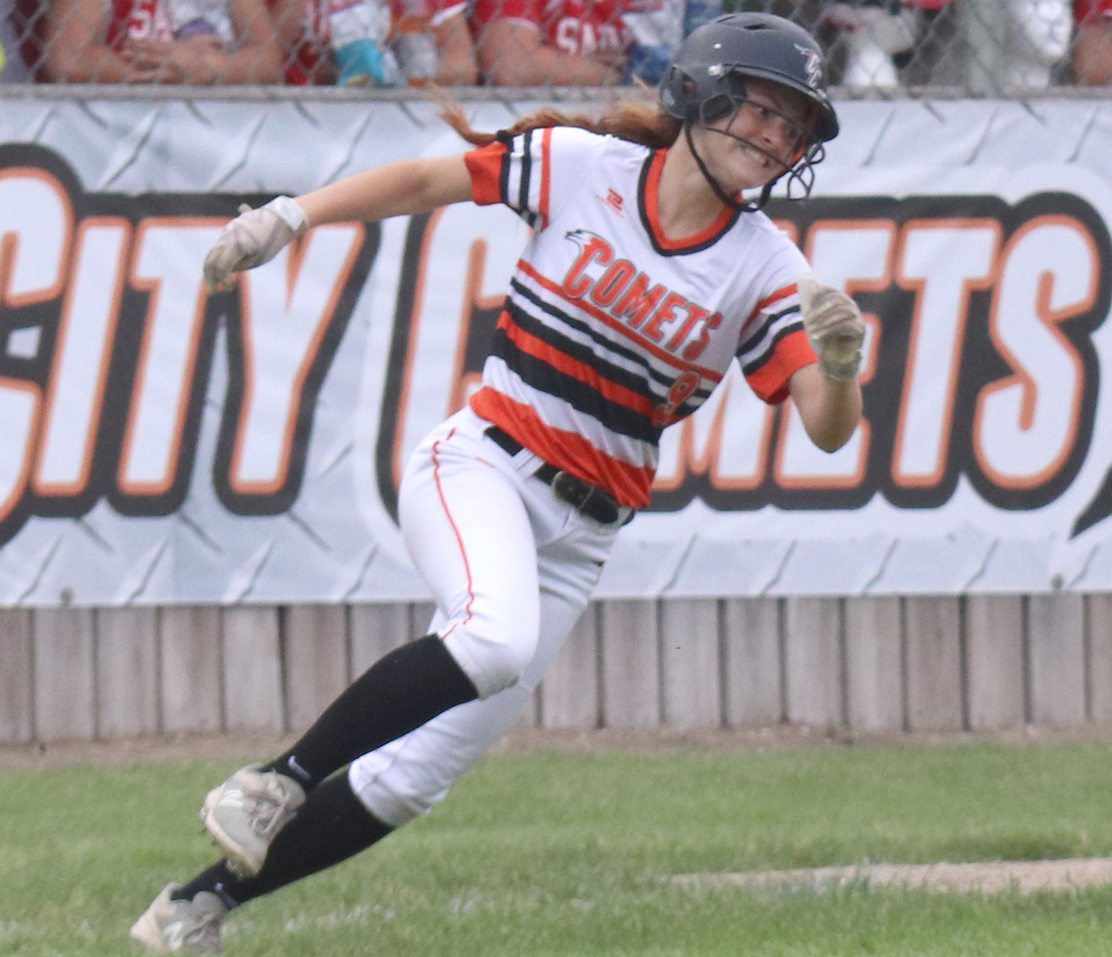 Three Comets named to IGCA Class 4A All-State Softball Team