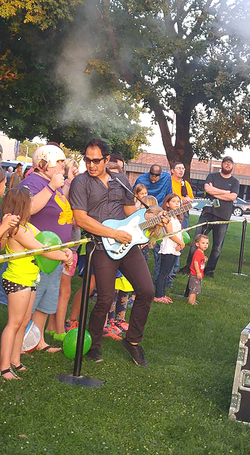 13th annual Christian concert will rock out in downtown Charles City this weekend