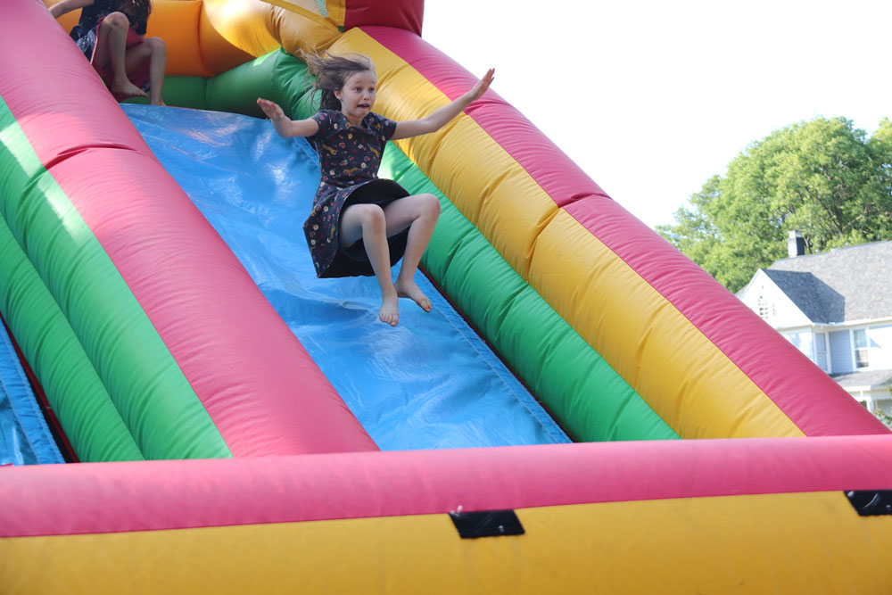 Party in the Park still a success as Community Revite event keeps going strong