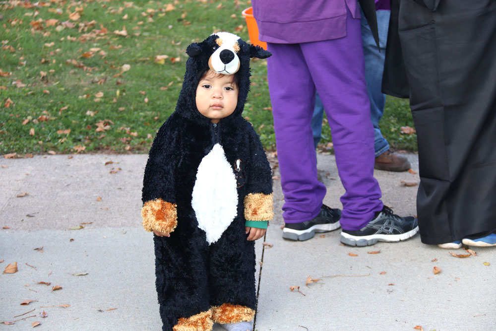 2019 Spookwalk brings kids to the Charles City riverfront