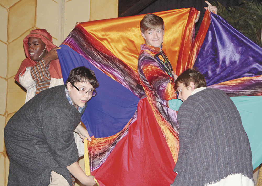 CCHS's 'Dreamcoat' returns to the local stage