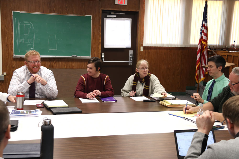 Charles City Telecommunications Utility board of trustees holds first meeting