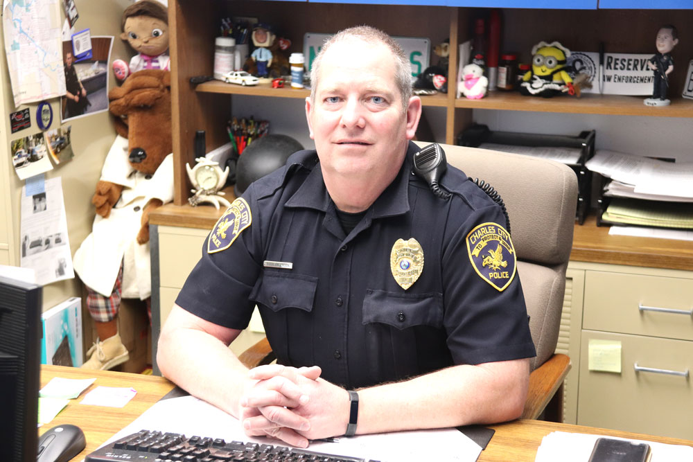 Charles City Police Department adapts to ever-changing job demands