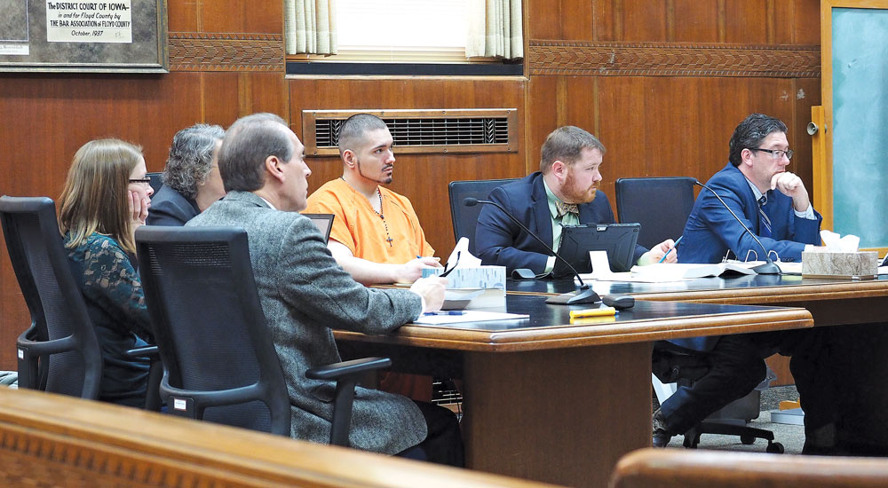 Iowa Court of Appeals affirms murder conviction on Floyd County death