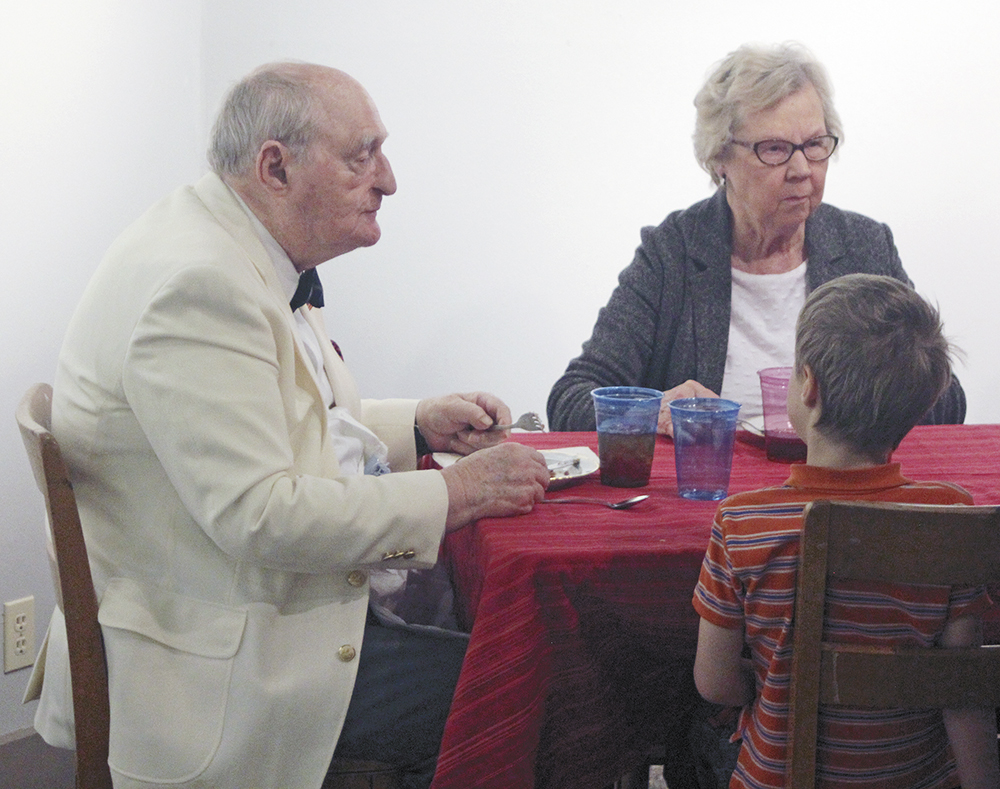 'Casablanca' the theme for CCAC dinner