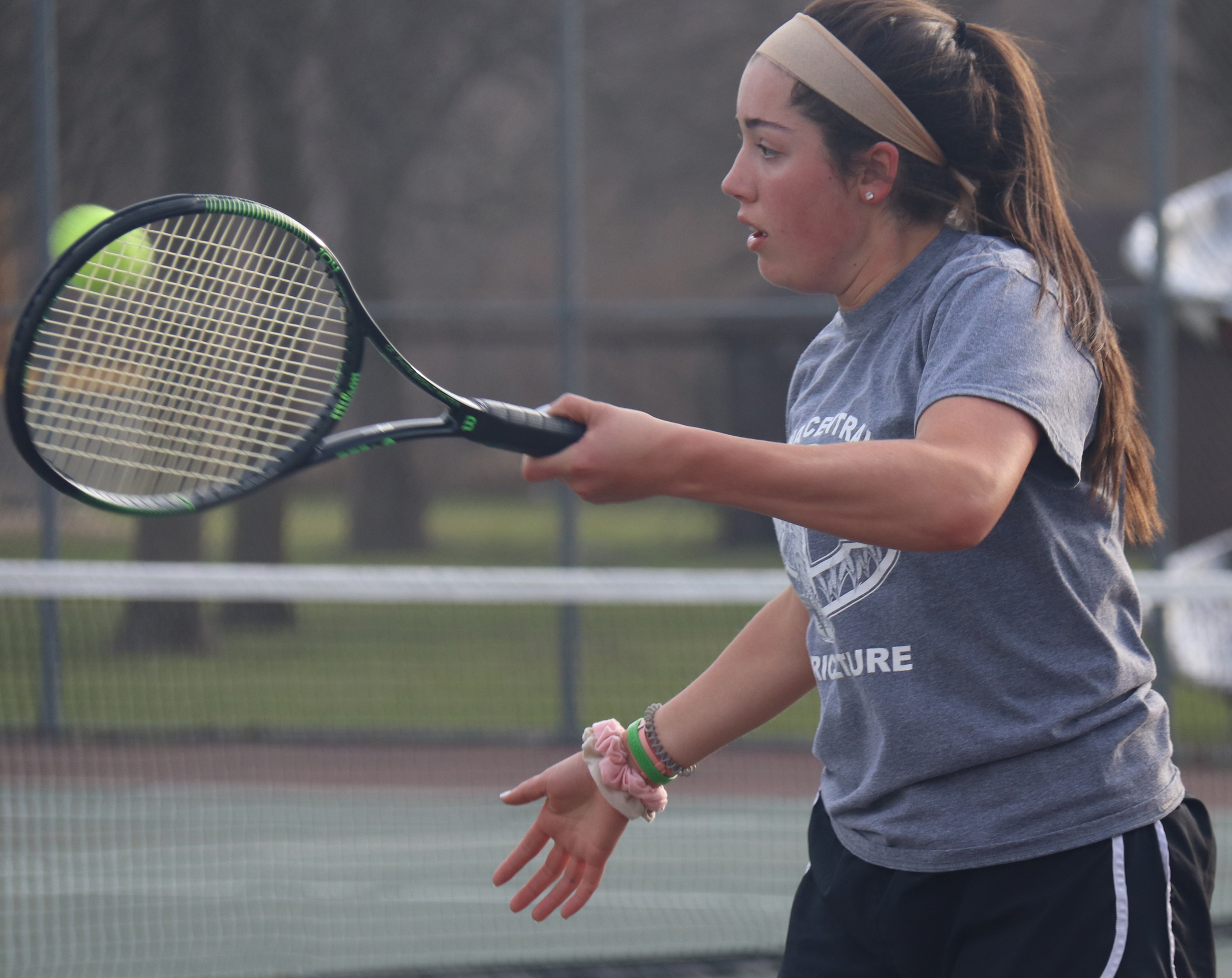 Comet tennis coach still hopeful his team will hit the courts sometime this spring