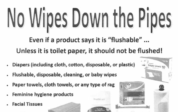 Don't let TP shortage lead to faulty flushes
