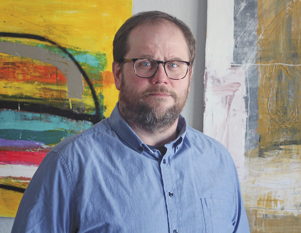 Haglund's work to be on display at Arts Center in March