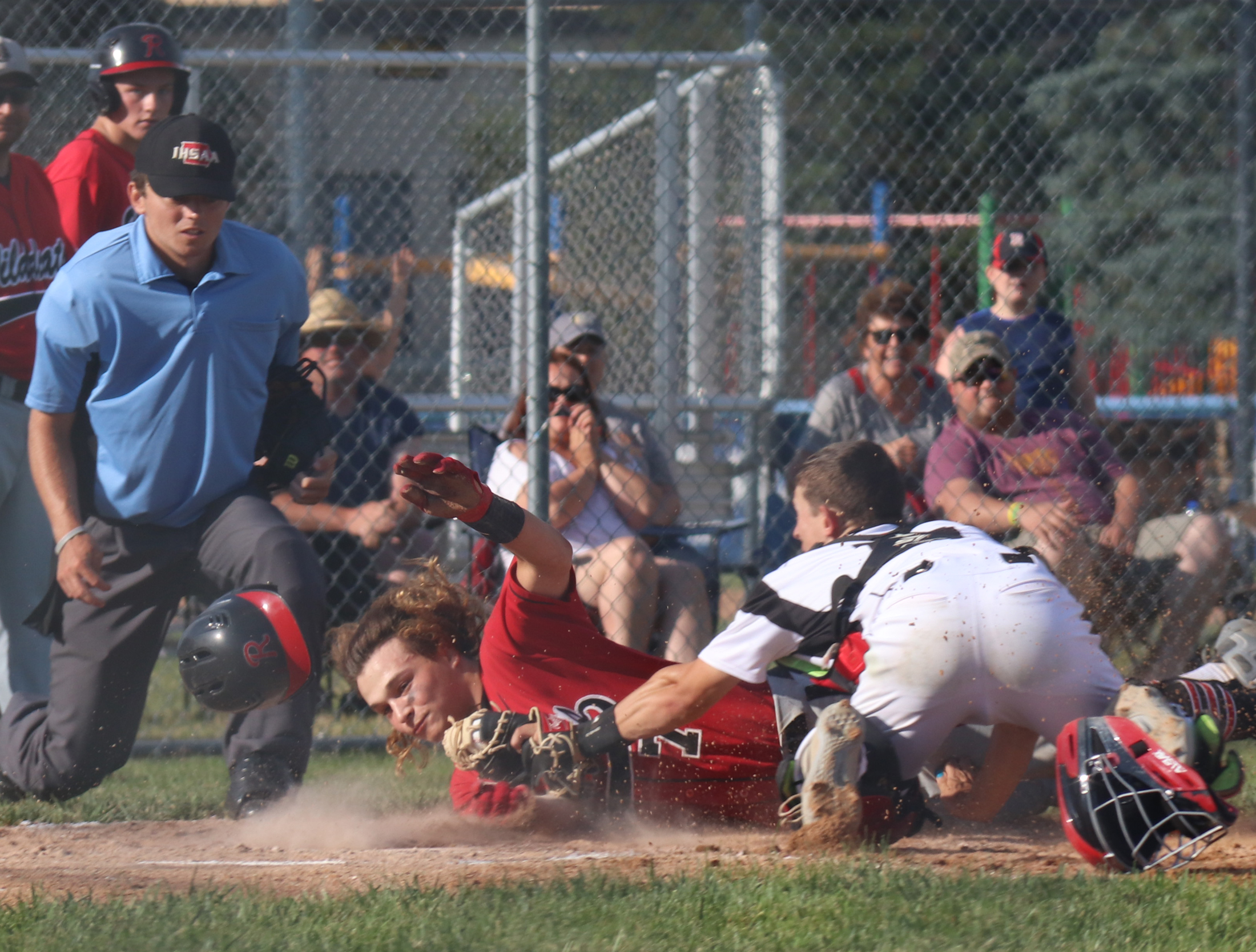 Huskies to face Warriors in Class 1A-District 5 baseball semifinals