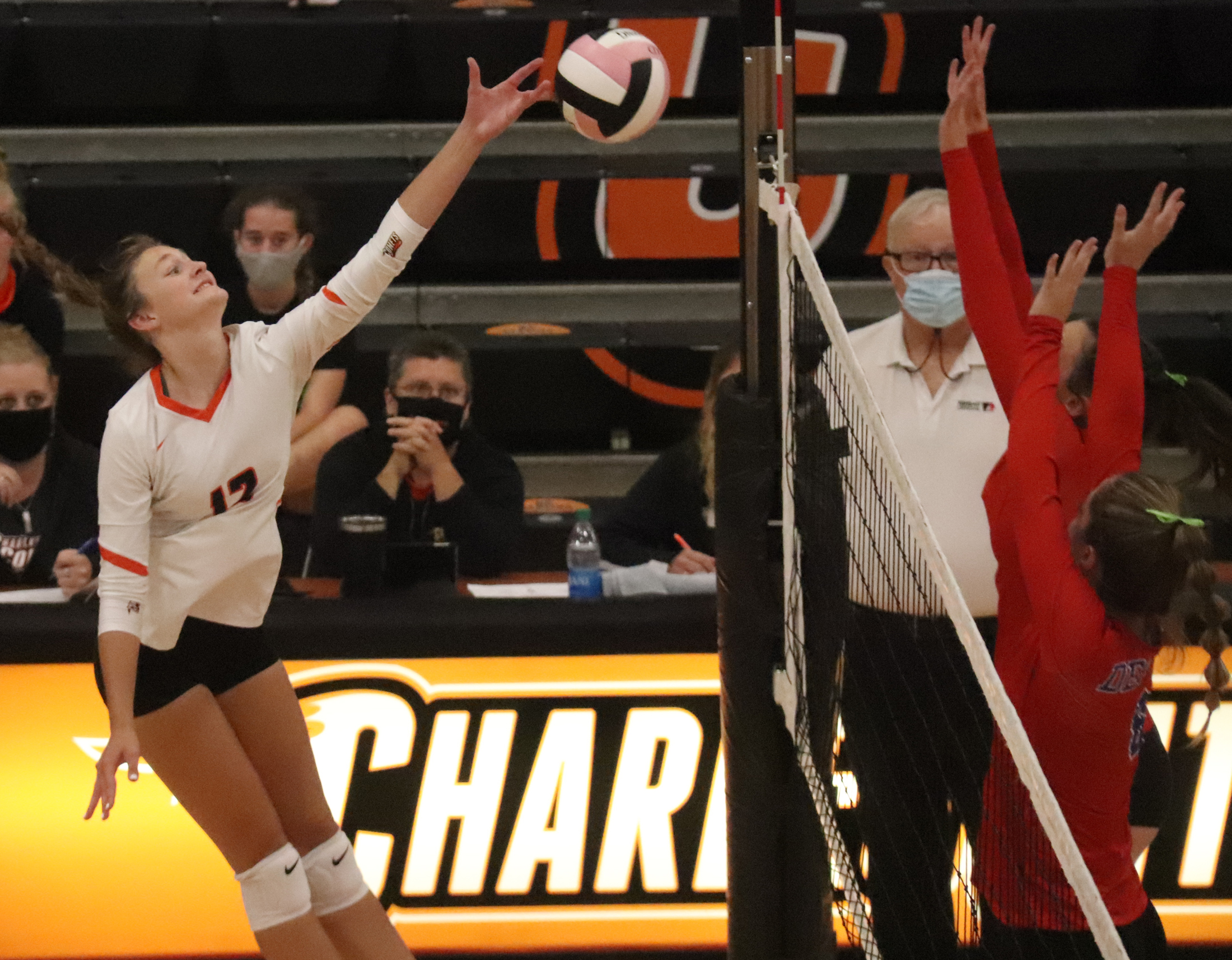 Comets drop 5-set volleyball match to Decorah
