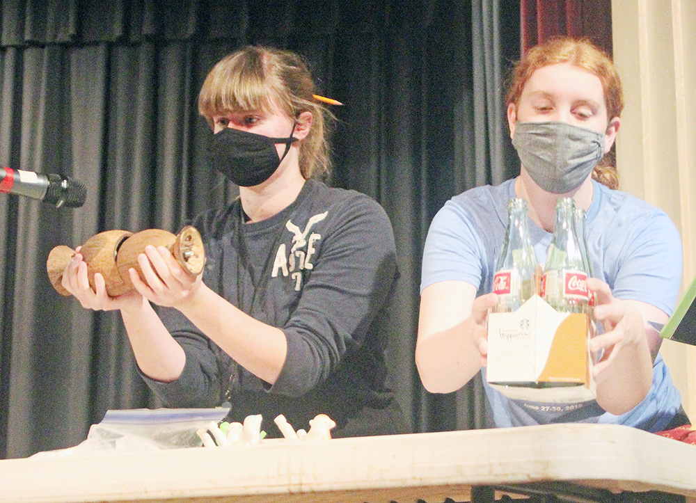 CCHS to present old-time radio show next weekend