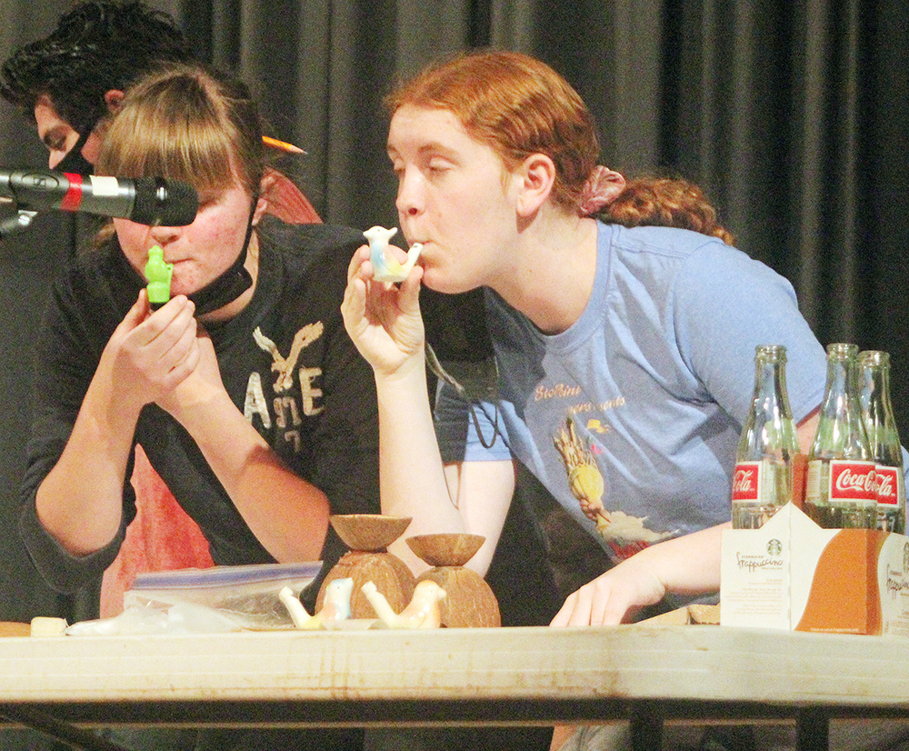 Opening Night: CCHS to present old-time radio show