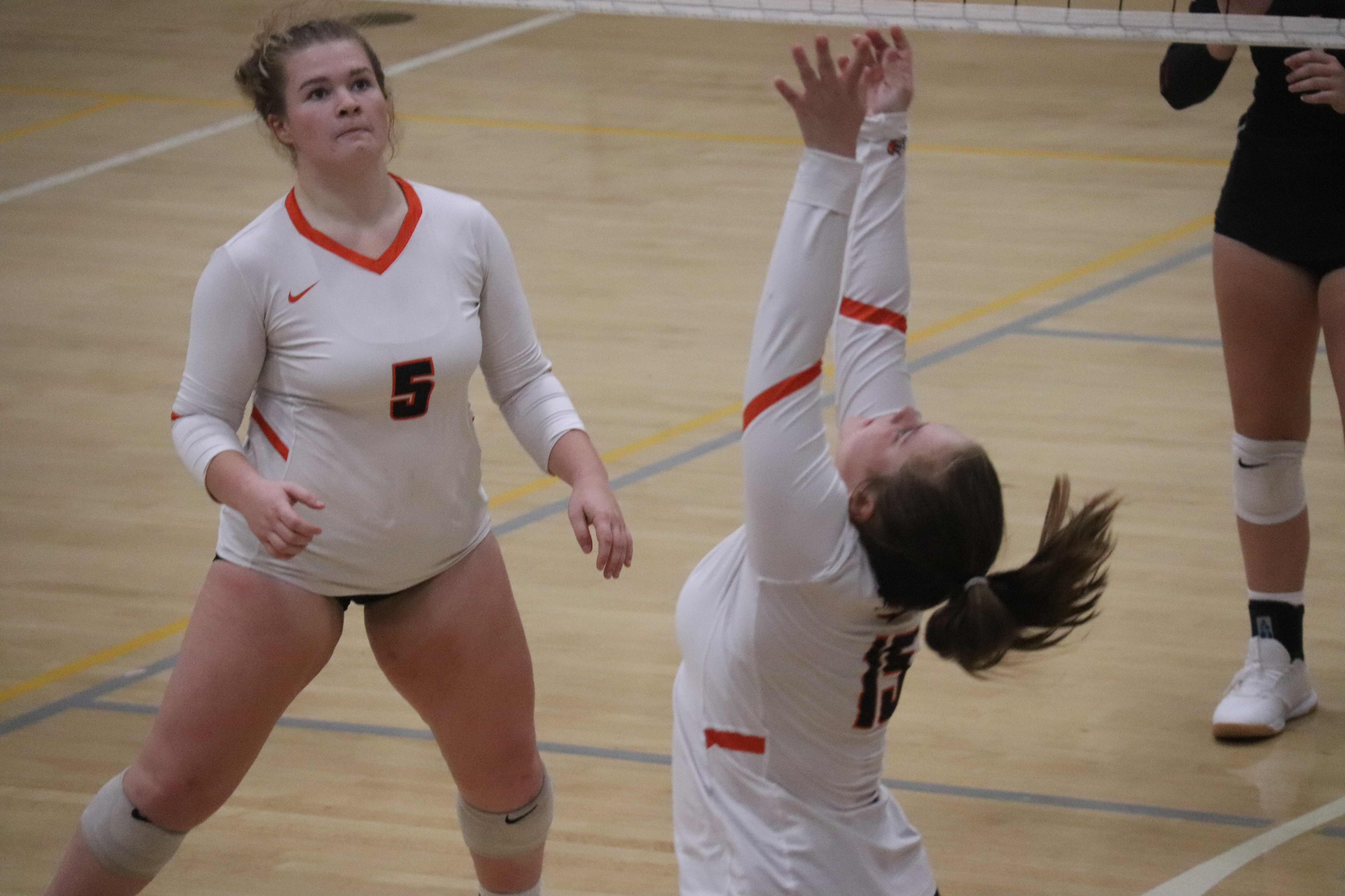 Carly Stevenson named to All-Northeast Iowa Conference Volleyball Second Team