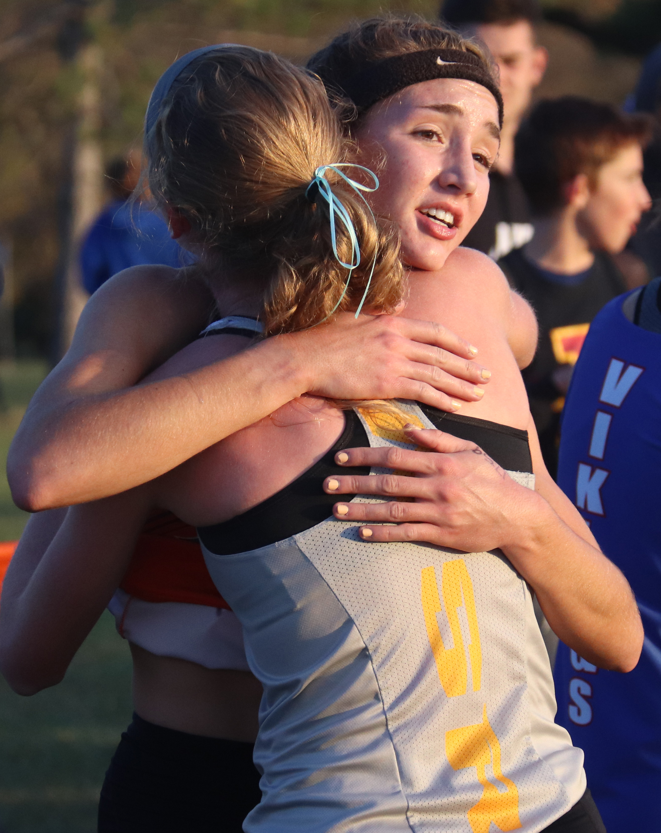 Kiki Connell named Academic All-State for Cross country