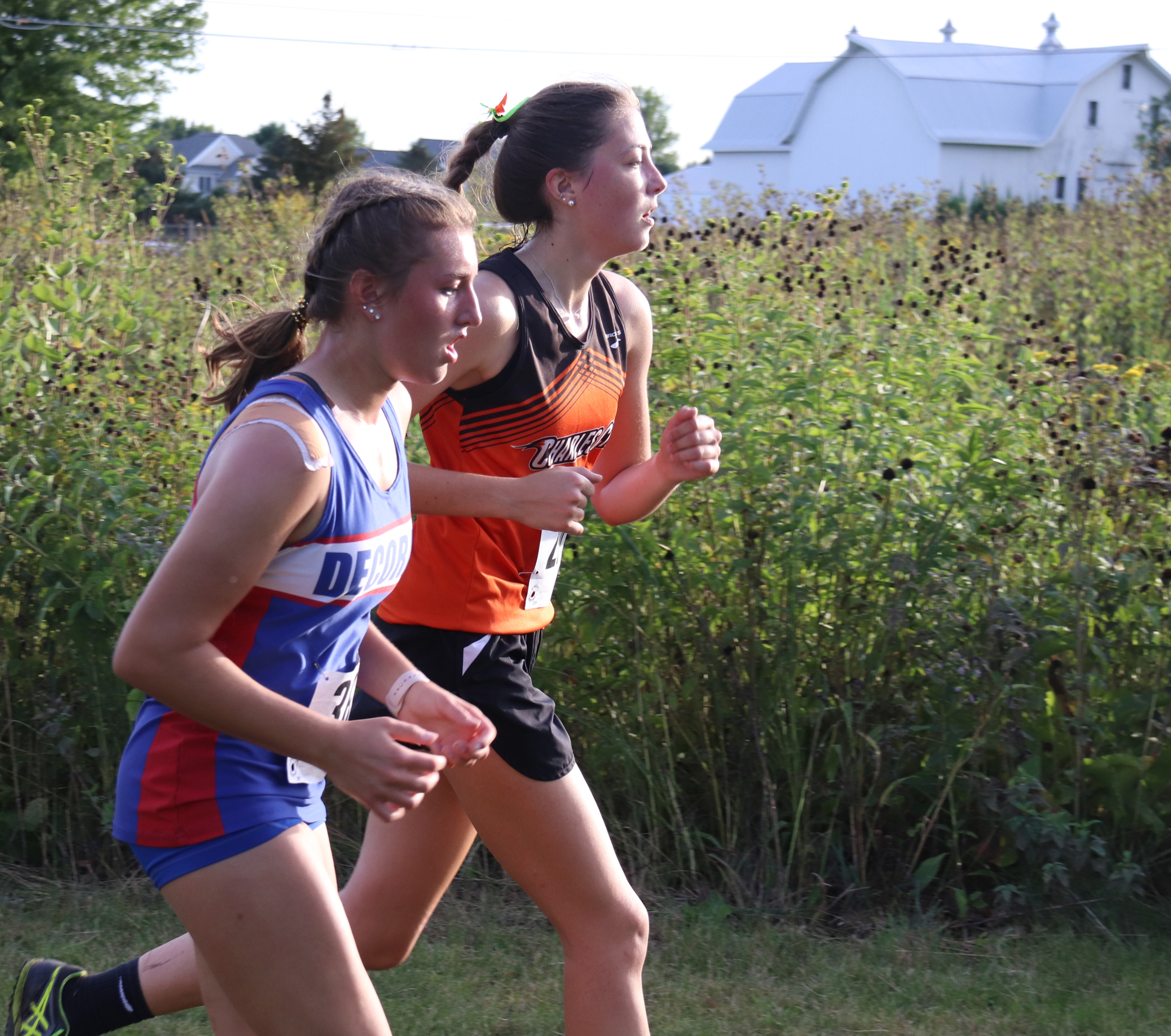Libbie McKeag named Academic All-State for Cross Country