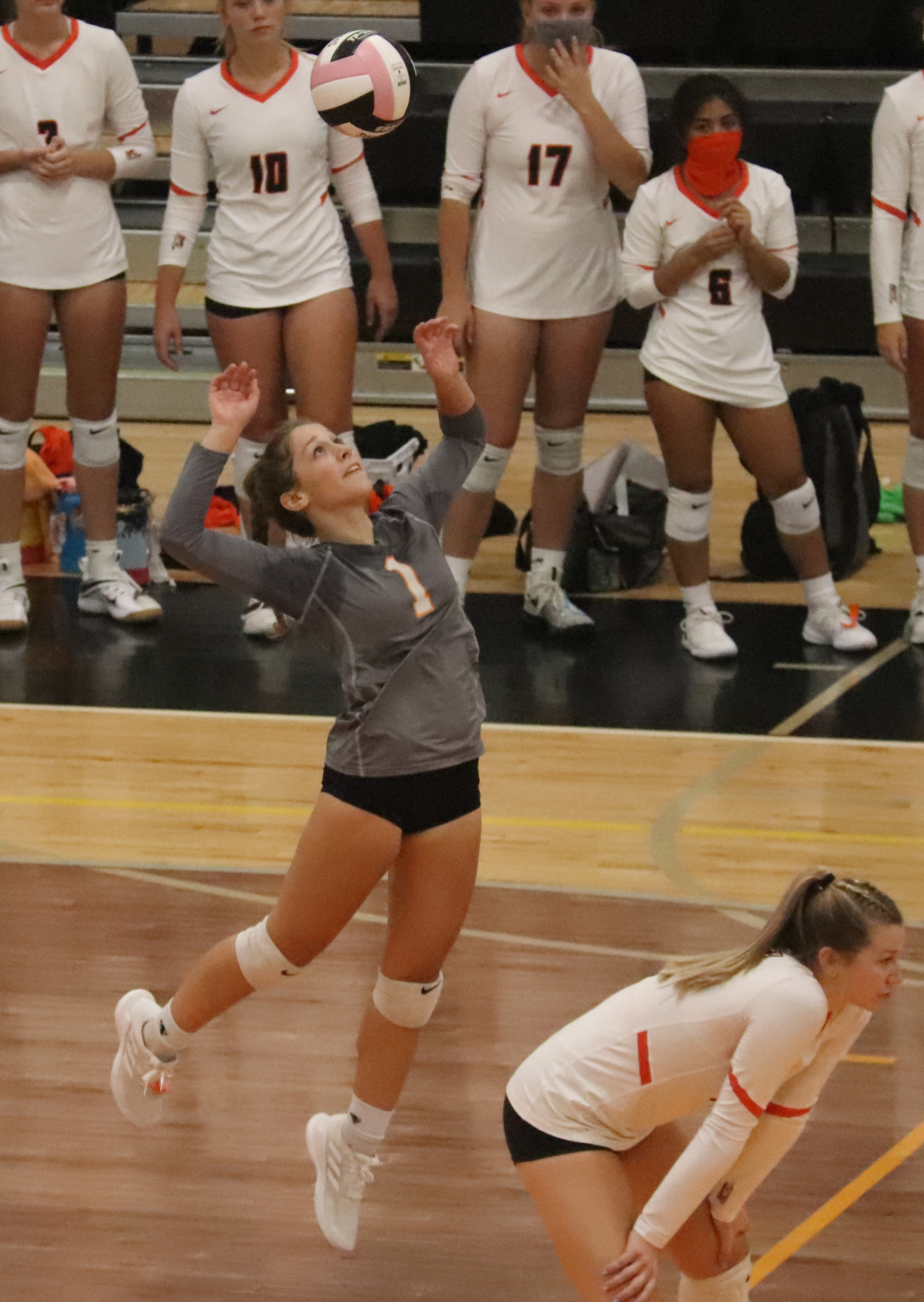 Toni Maloy named to All-Northeast Iowa Conference Volleyball First Team