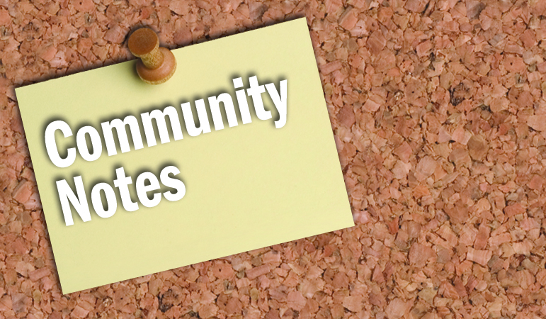 Community Notes: Charles City projects wrapping up nicely