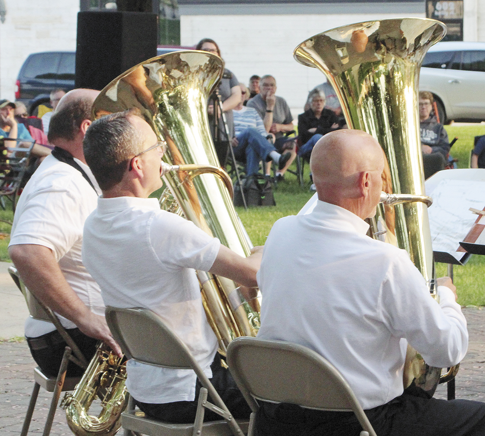 Charles City Municipal Band to return this year with one performance, new director
