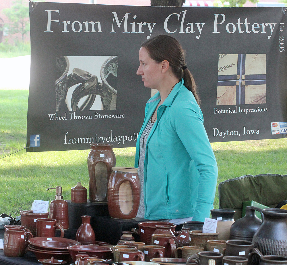 Art-a-Fest returns to Charles City Saturday