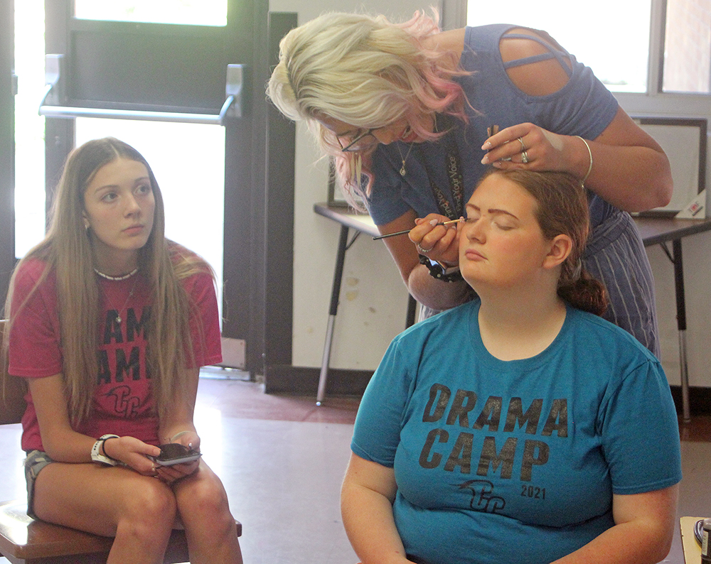 CCHS holds first-ever Drama Camp