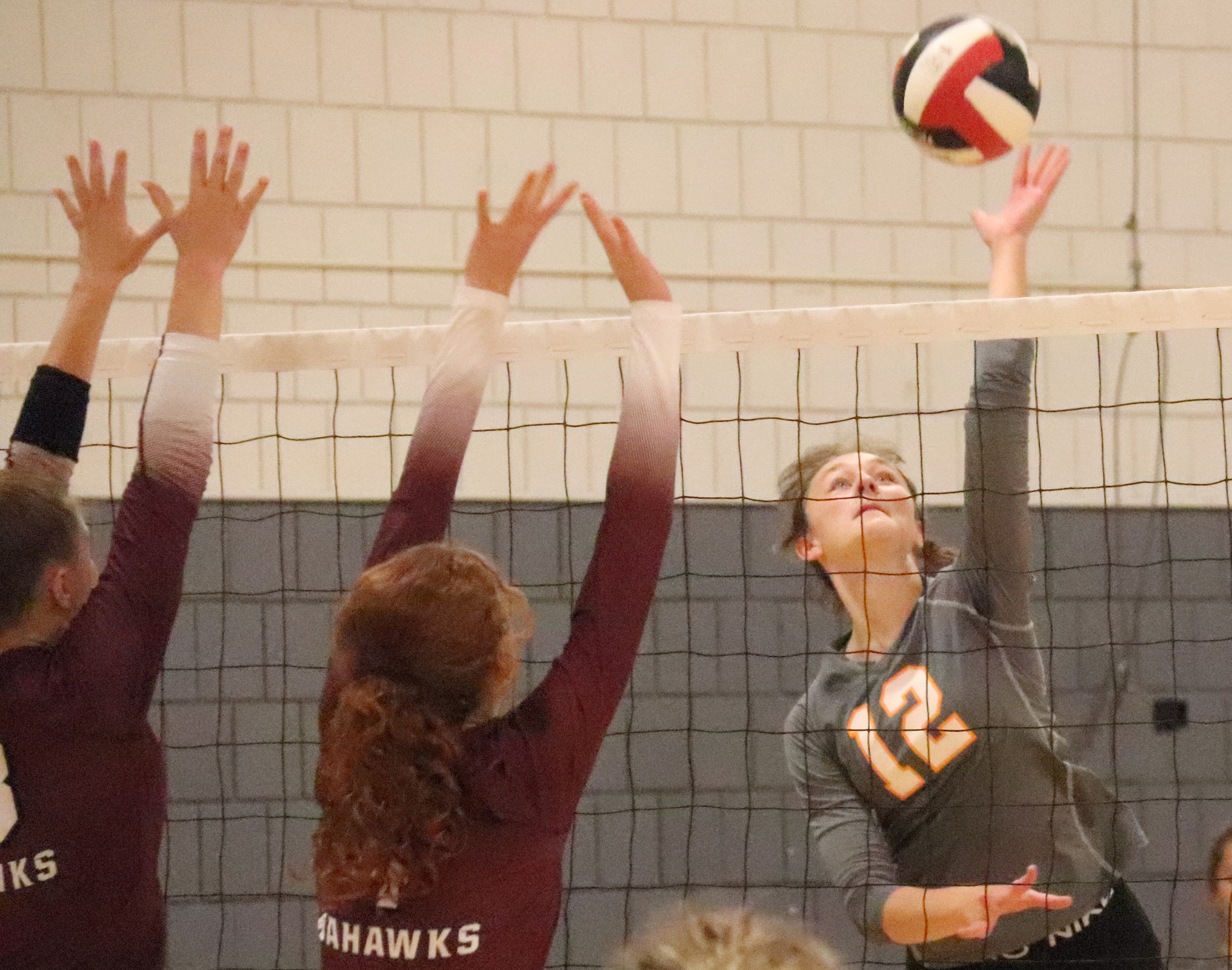 Comets fall in Consolation Final at Clear Lake VB Invitational