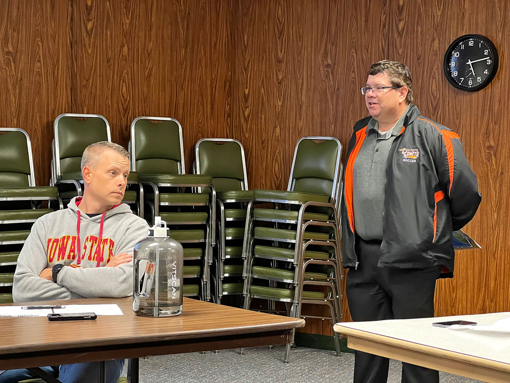 Charles City will pursue 'Mini-Pitch System' sports court